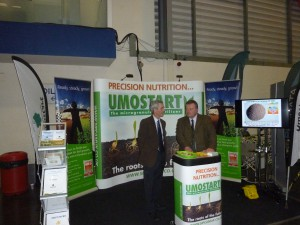 Croptec show stand 201114